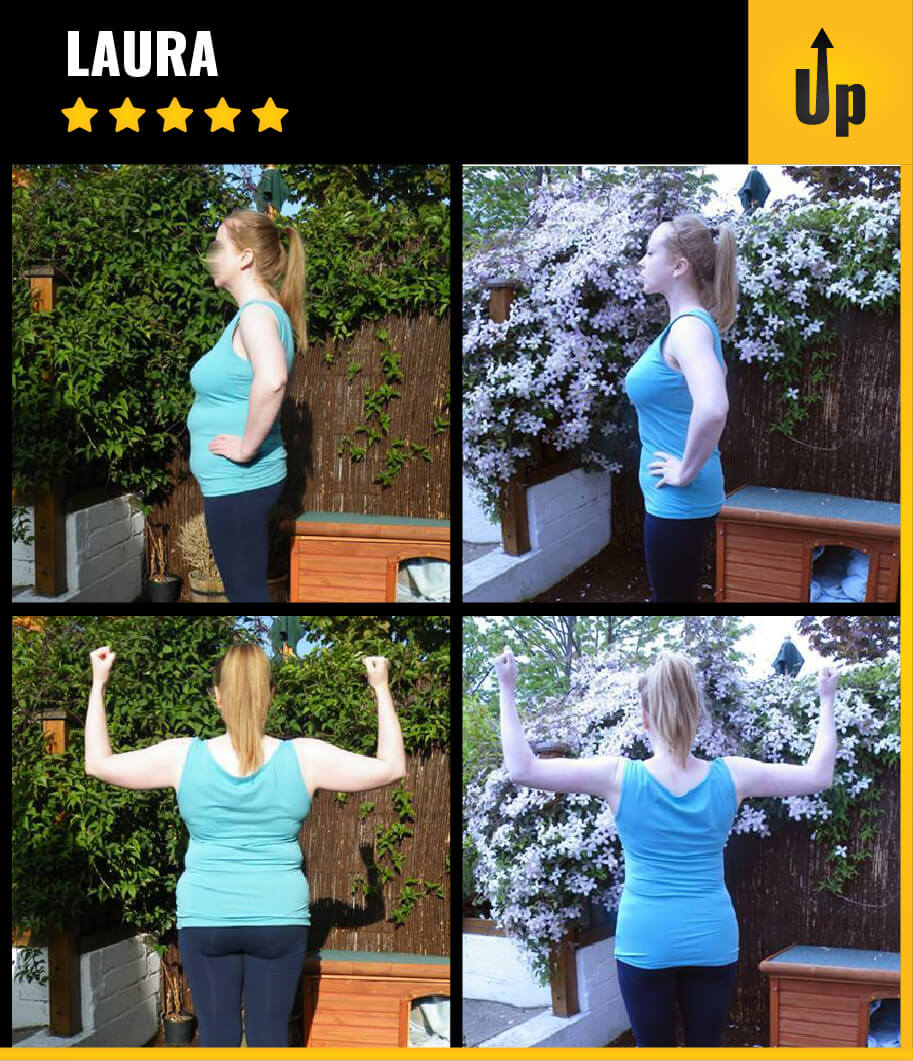 Personal Training Client - Laura-100